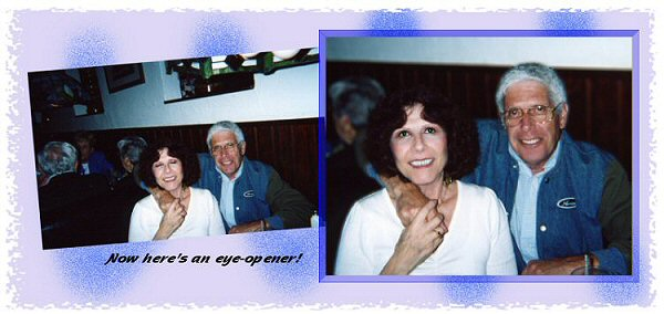 Photo Restoration, Restore and Retouch. Photo Cropping - Barry & Geri - Photo Restoration by SmileDogProductions.com