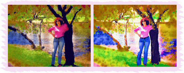 Photo Restoration, Restore and Retouch. Artistic Effects - special effects, Geri 2 - Photo Restoration by SmileDogProductions.com